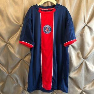 PSG 2016 Jersey Paris Saint-Germain Men's Small
